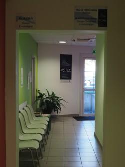 Salle d'attente PCNA , les Merisiers