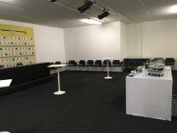 salle de conférence de la Beaujoire