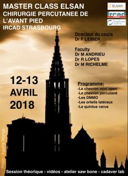 cours IRCAD ELSAN 2018