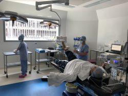 salle de bloc opératoire