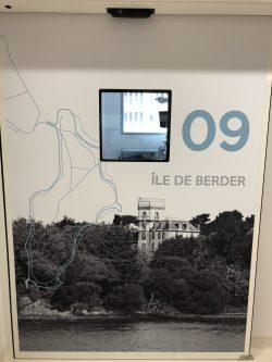 Salle Ile de Berder