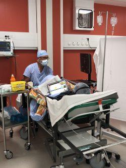 Anesthésie loco-régionale par le Dr Hervé Le Guen