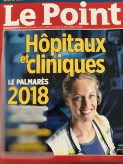 Classement Le Point 2018
